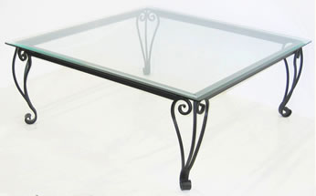 Queen Anne Coffee Table Large