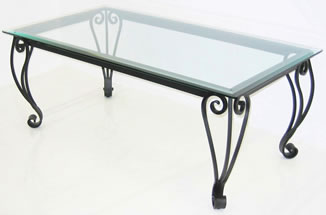 Queen Anne Coffee Table Small