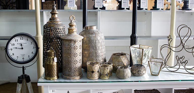Giftware display